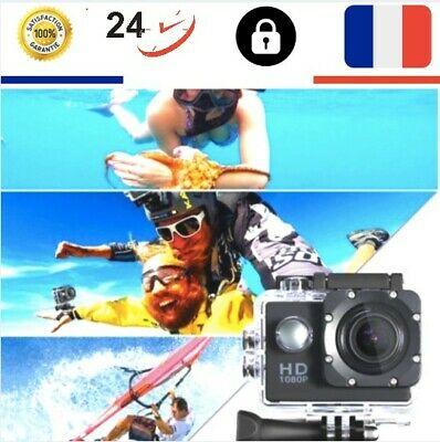 1080P Full HD Camera Sport Action Style GoPro Grand Angle Accessoire Waterproof