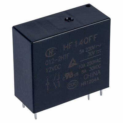 JZX-140FF HF140FF-012-2ZS Power Relay Replace G2R-2-12VDC 12V 8 Pins GL