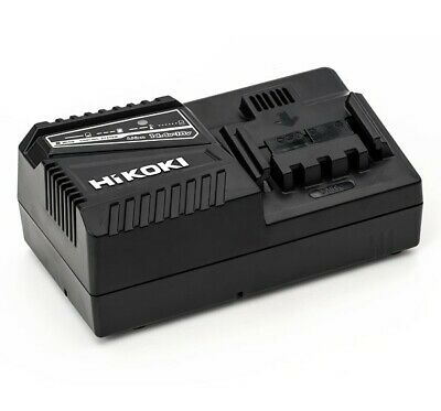 Hikoki Uc18Yfsl 240V Charger For 14.4V 18V & 36V Multivolt Batteries New Hitachi