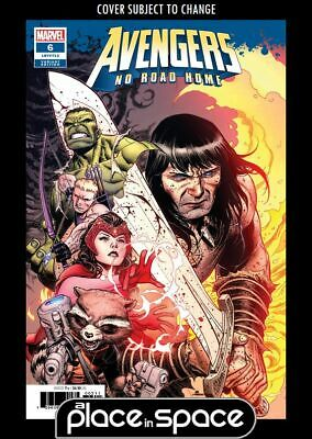 Avengers: No Road Home #6C (1:25) Cheung Variant (Wk12)