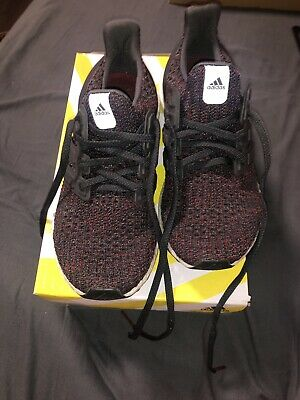 a2bf17459 ADIDAS WOMENS ULTRABOOST 3.0 RED NIGH RED NIGHT BLACK - S82058 ...