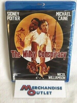 The Wilby Conspiracy (Blu-ray Disc, 2018)