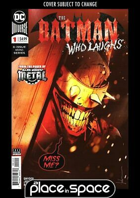 Batman Who Laughs, Vol. 2 #1 - Final Printing (Wk16)