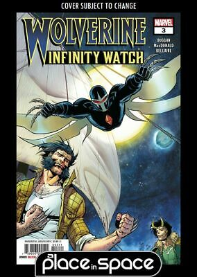 Wolverine: Infinity Watch #3 (Wk16)