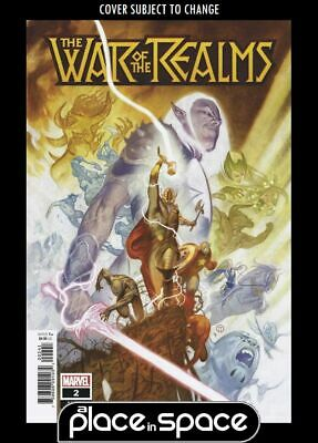 War Of The Realms #2F (1:50) Tedesco Variant (Wk16)