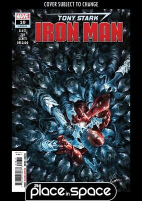 Tony Stark: Iron Man #10A (Wk16)