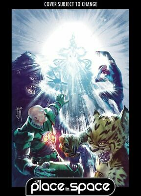 Justice League, Vol. 3 #22A (Wk16)