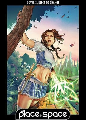 Grimm Fairy Tales: Oz: Heart Of Magic #1A (Wk16)