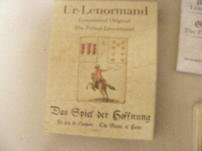 Ur Lenormand Fortune Telling Card Set