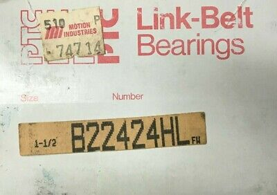 B22424HL Linkbelt New Roller Insert Bearing