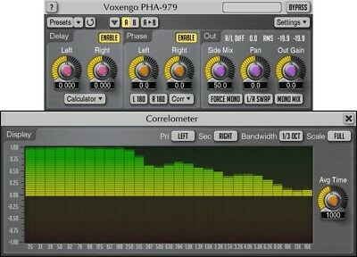 NUGEN AUDIO VISUALIZER 2 DSP Mac PC Extension Software Plug-In