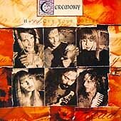 CEREMONY vg cond CD 14 tracks HANG OUT YOUR POETRY
