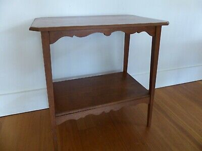 OAK TABLE - Arts and Crafts Period