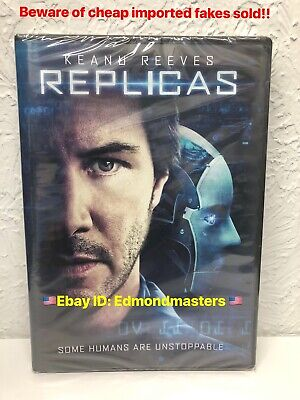 Replicas 2019 DVD Keanu Reeves, Brand New Authentic! Beware of Fake Rental Edit.
