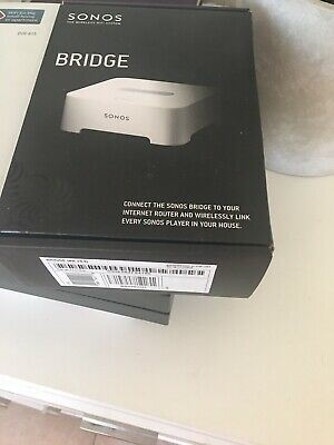 SONOS BRIDGE And Wireless N 300 Router