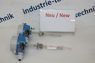 Endress + Hauser Tr10-gba1cascku000 Resistance Thermometer