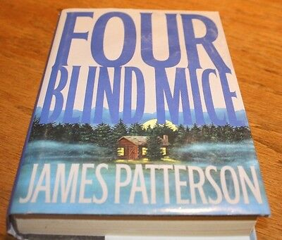 Four Blind Mice by James Patterson