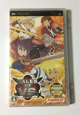 TALES OF REBIRTH PSP Japanese Import JP Japan Portable Region Free