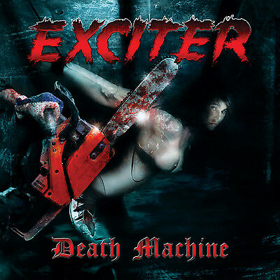 EXCITER - Death Machine - CD - 204666