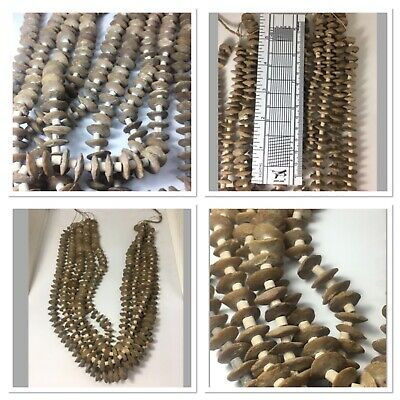 A one ancient bacterian necklace lot