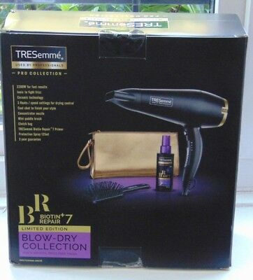 Tresemme Pro Collection - Limited Edition BR7 Blow Dry Collection
