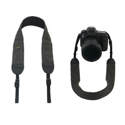 Hot Sale Camera Shoulder Neck Vintage Strap Belt for Sony Nikon Canon  QMT