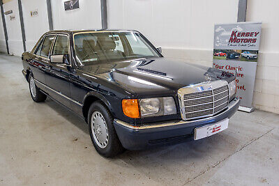 Mercedes 300Se - Nearly 30 Years Old Classic W126 - In Stunning Condition