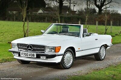 Mercedes 300Sl - R107, **a Truly Stunning Rust Free Example Of A Classic R107 **