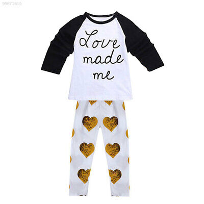 F725 Cotton Baby Clothing Set Outfits Long Sleeve Printed