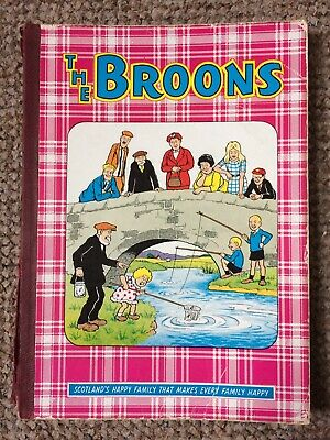 THE BROONS Annual 1970 (published 1969) comic book - DC Thomson & Co