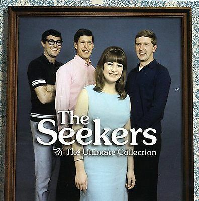 The Seekers-The Ultimate  Collection-2 Cd Set-2007-Featuring Judith Durham