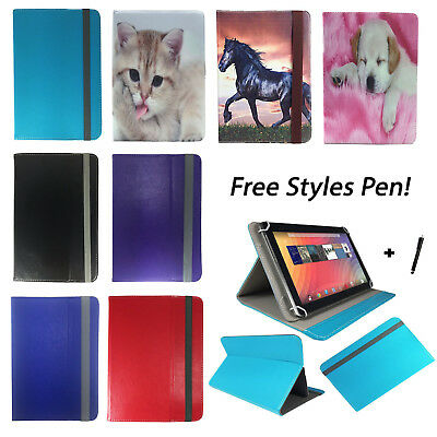 """10.5"""" Premium Leather Stand Tablet Case For Samsung Galaxy Tab S5e (LTE) SM-T725"""