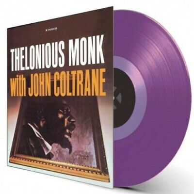 Thelonious Monk - Thelonious Monk With John Coltrane [New Vinyl] Colored Vinyl,