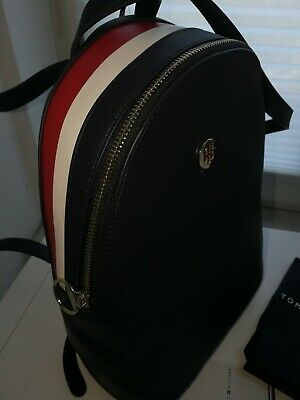8c9eebde01 TOMMY HILFIGER CITYRUCKSACK »EFFORTLESS SAFFIANO BACKPACK« Neu - EUR ...