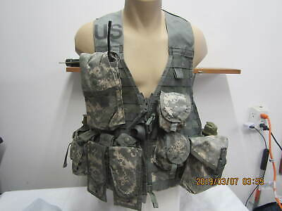 FIGHTING LOAD CARRIER VEST MILITARY MOLLE II COYOTE BROWN