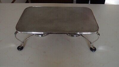 Large Silver Plated  Food Warmer Elkington Plated A1 - Complete
