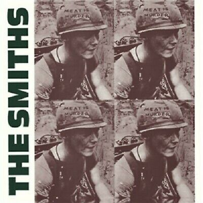 THE SMITHS-MEAT IS MURDER 1985 CD Album