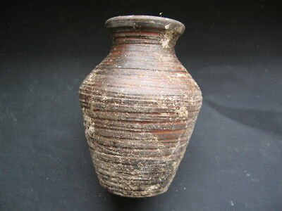 ANCIENT ROMAN TERRA SIGILLATA VASE OR JUG 1-3 ct. A.D. from SIRMIUM 95 mm