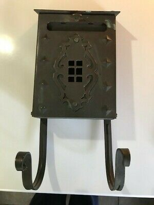 Antique Arts and Crafts Mail Box