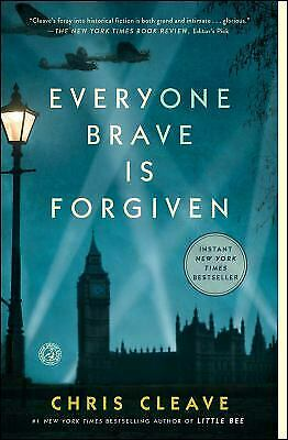 Everyone Brave Is Forgiven  (ExLib, NoDust) by Chris Cleave