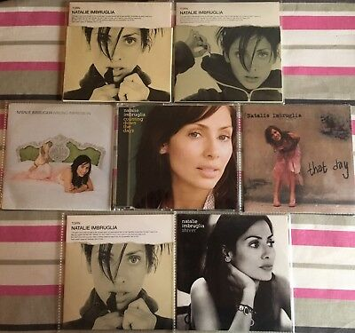 Natalie Imbruglia Singles Torn That Day Shiver Wrong Impression