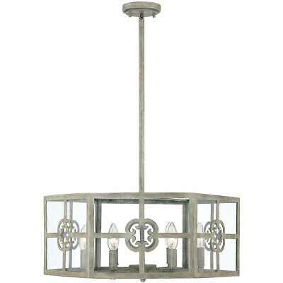 Savoy House Lighting 7-0400-6-140 Dalton Pendant Misty Sky