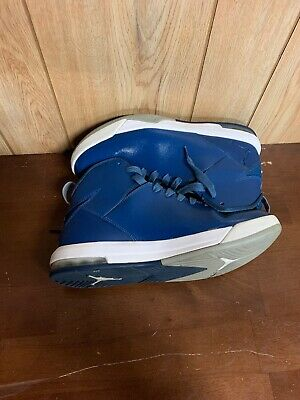 hot sale online fa22c db823 JORDAN AIR IMMINENT Men s Basketball Shoes Blue Grey White 705077-403 Size  10.5