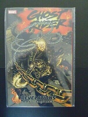 Ghost Rider Vol. 4 Revelations Marvel Softcover