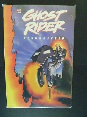 Ghost Rider Resurrected Marvel Softcover