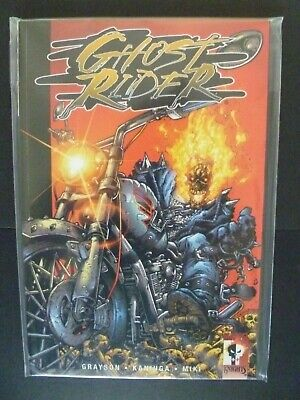 Ghost Rider The Hammer Lane Marvel Softcover