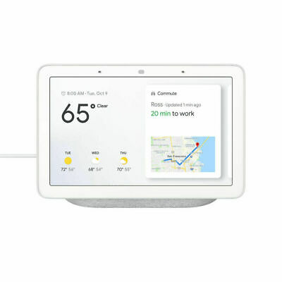 Google Home Hub with Google Assistant - Control All Smart Devices & More GA00516
