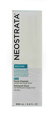 NeoStrata Restore Facial Cleanser 6.8 fl oz/200mL NEW AUTH