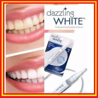 Pen Tooth Teeth Whitening Gel Dental Absolute Dazzling Oral Cleaning White Tool