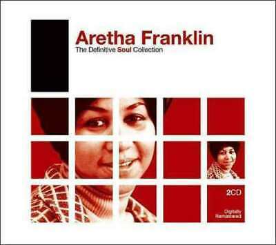 ARETHA FRANKLIN soul collection 2XCD album /booklet BRAND NEW MINT (see listing)